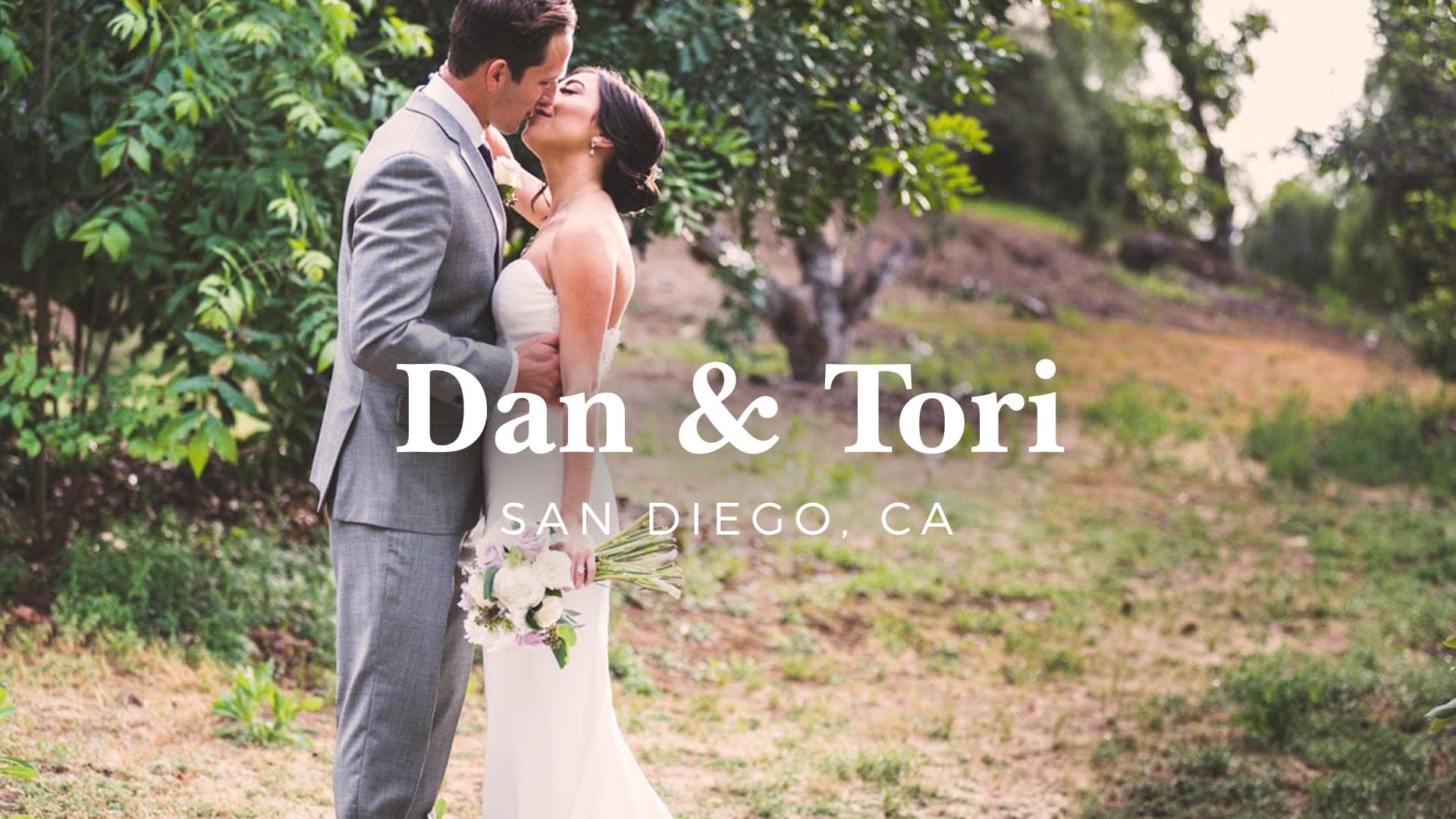 Dan & Tori Peck
