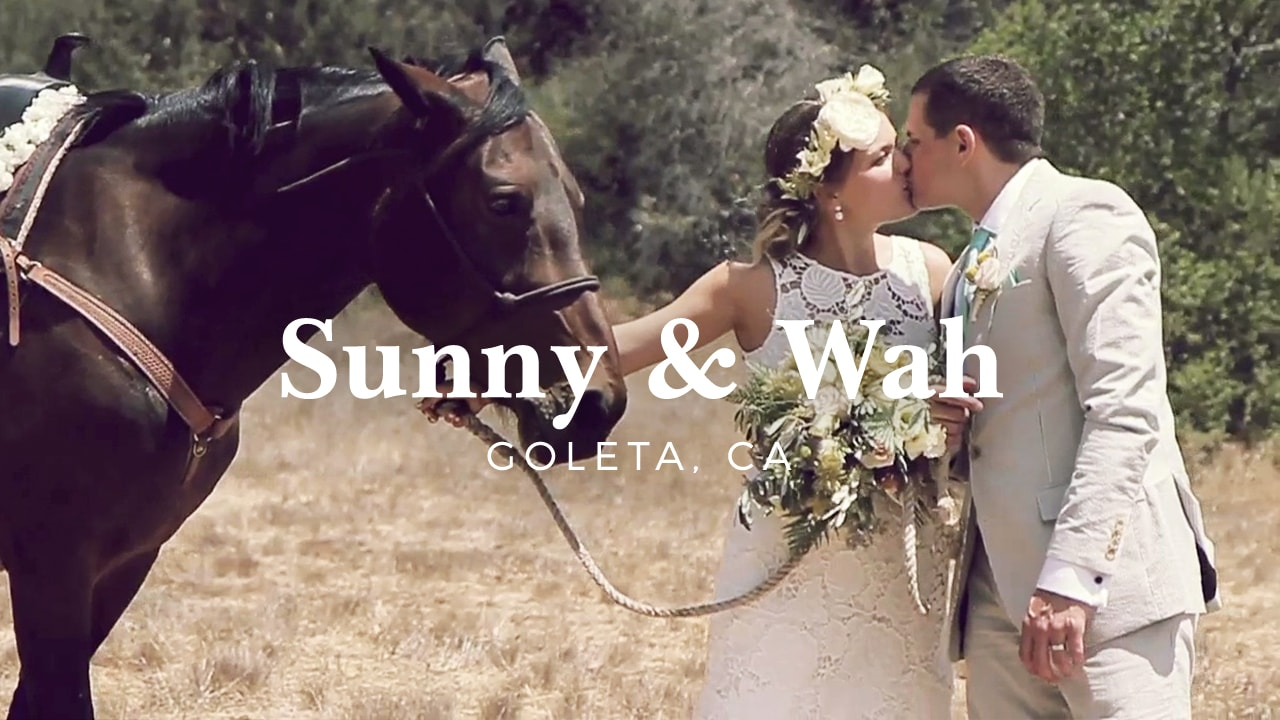 Sunny & Wah Rose