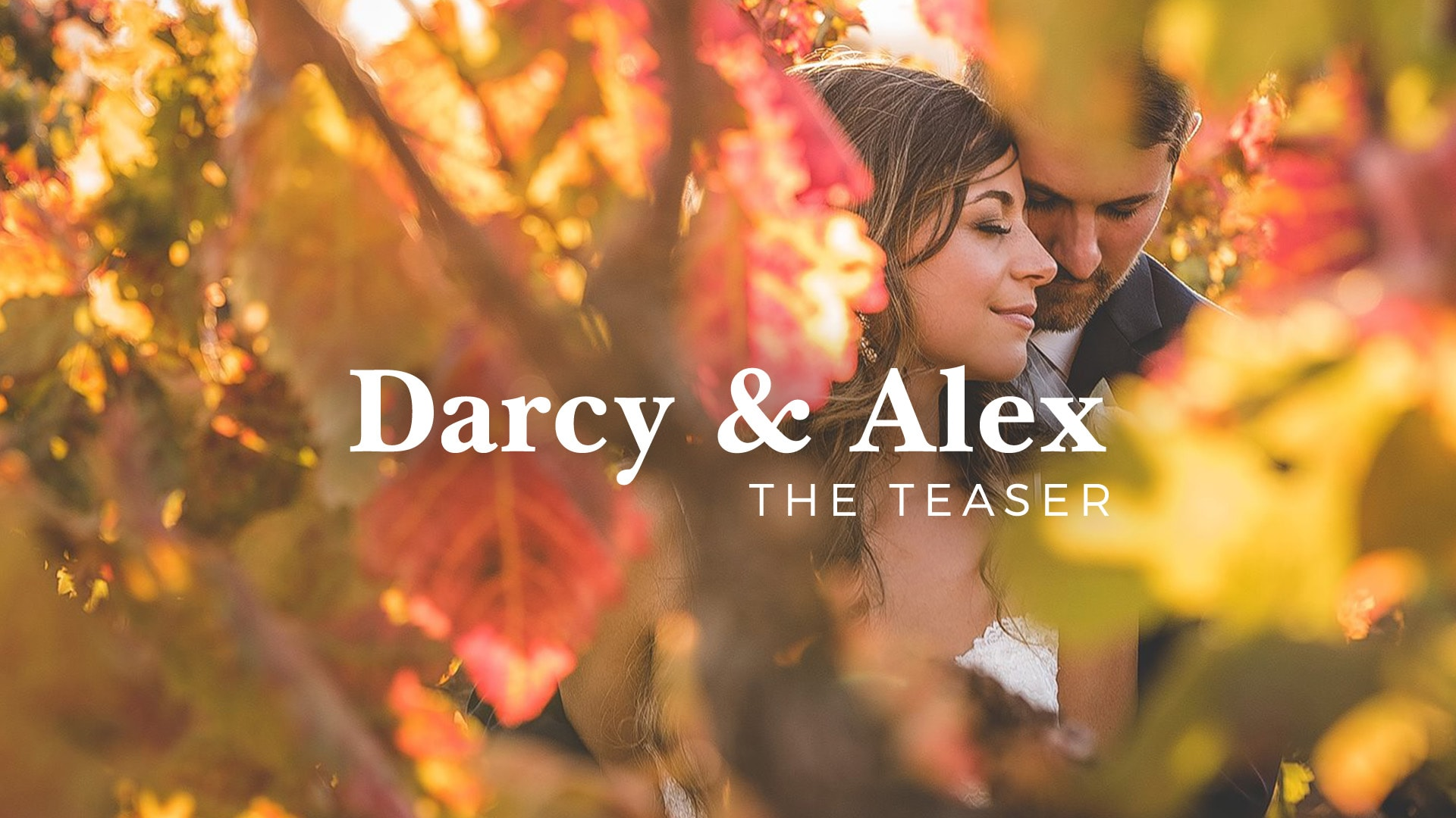 Darcy & Alex Sherrod