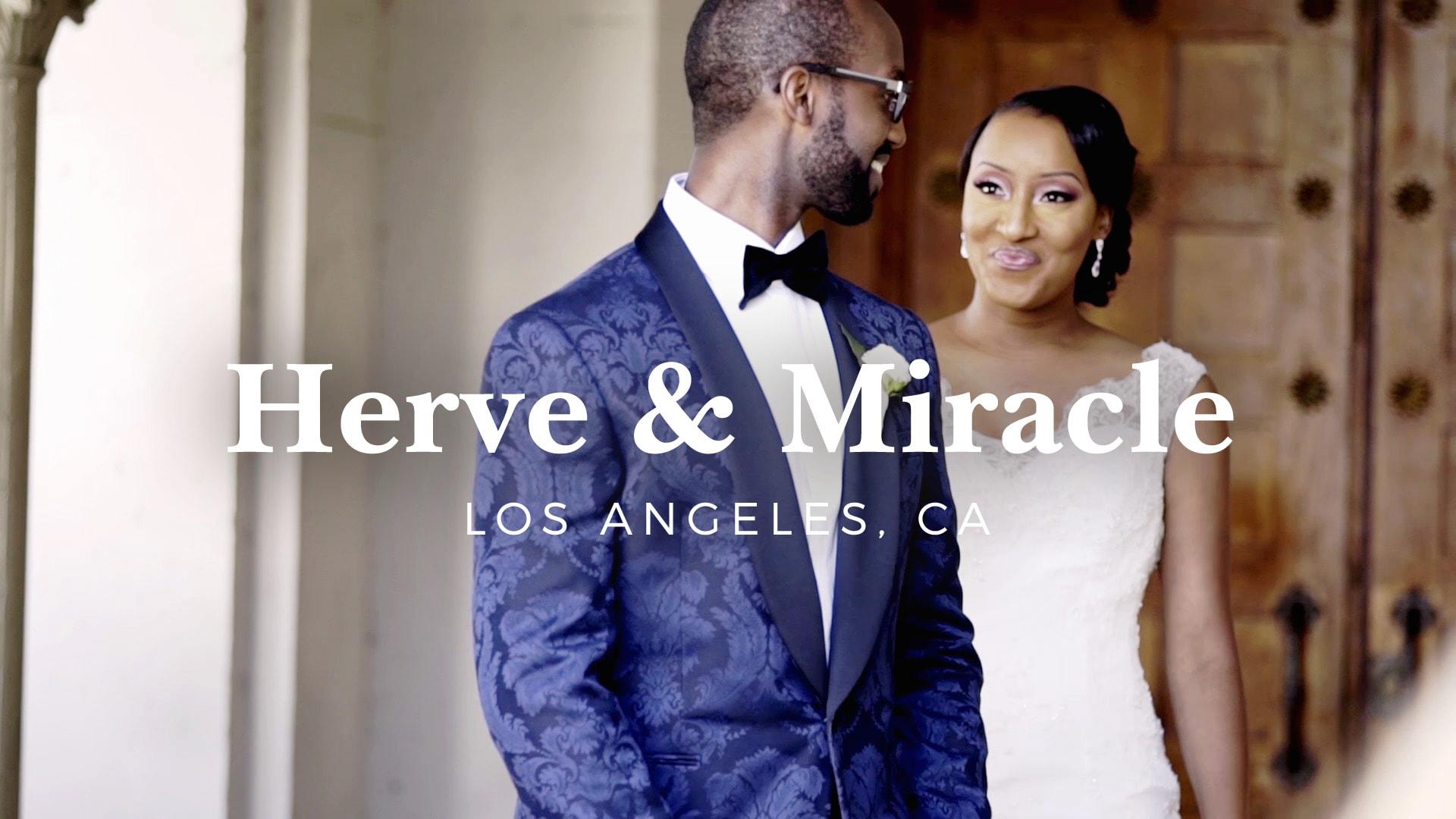 Herve & Miracle Bizira
